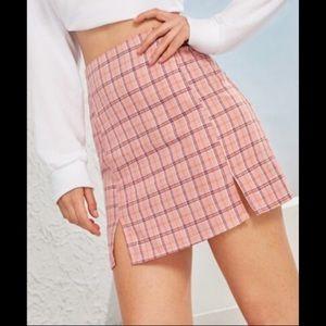 FINAL DROP Pink Cara Skirt